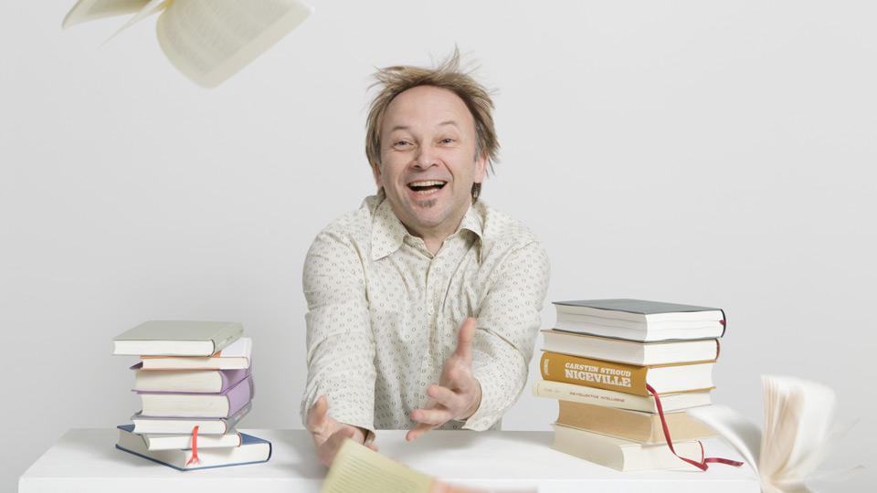 Texter, Journalist und Autor Jürgen Bräunlein