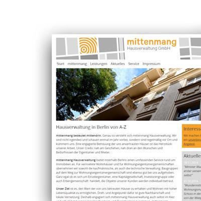 mittenmang Hausverwaltung GmbH: www.mittenmang-hausverwaltung.de