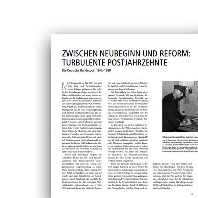 Deutsche Post DHL – Von der Behörde zum Global Player – Co-Autor