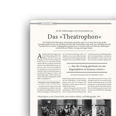 Telefonhistorie – VAF Bundesverband Telekommunikation